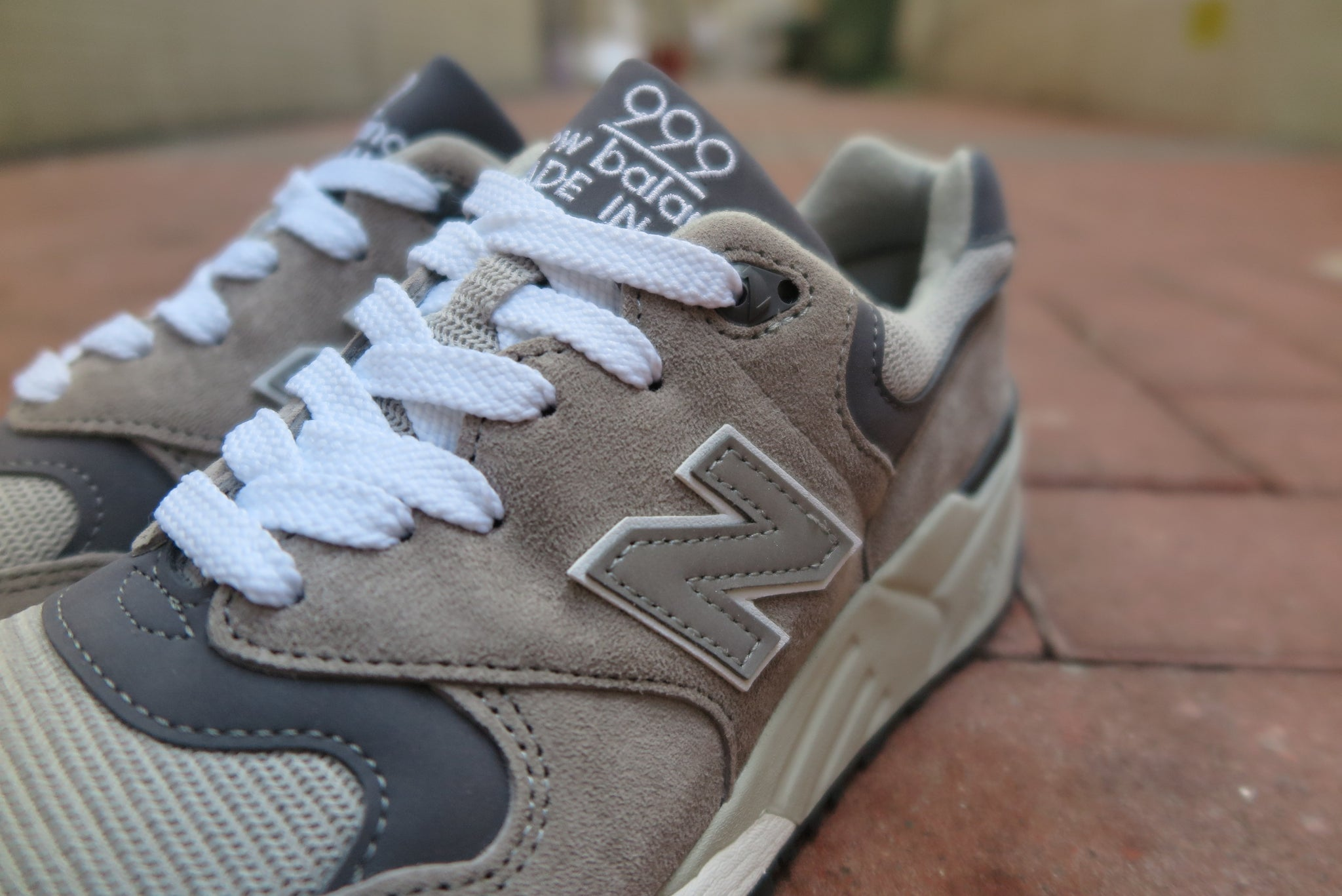 New Balance M999CGL Made in USA-Preorder Item-Navy Selected Shop