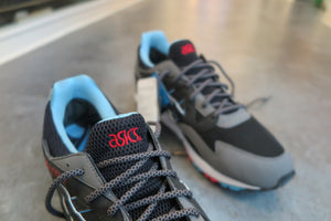 "Gore-Tex® X Asics Gel Lyte V ""ICE"" - Black/Heritage Blue #H506K-9042-Preorder Item-Navy Selected Shop"
