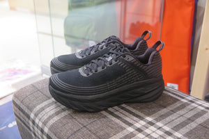 Hoka One One WMNS Bondi 6 - Black #1019270-BBLC-Preorder Item-Navy Selected Shop
