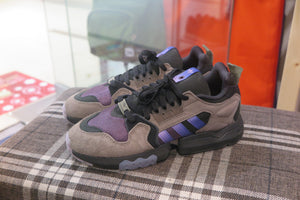 "Packer Shoes x adidas Consortium ZX Torsion ""Mega Violet"" - Simple Brown/Energy Ink/Core Black #EF7734-Sneakers-Navy Selected Shop"