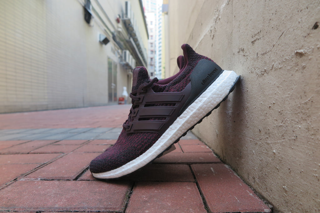adidas Ultra Boost 3.0 - Dark Burgundy/Core Black #S80732-Preorder Item-Navy Selected Shop