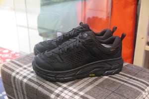 Hoka One One Tor Ultra Low WP JP - Black #1105689-BLK-Sneakers-Navy Selected Shop