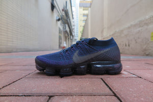 Nike Air Vapormax Flyknit - College Navy/Dark Grey/Night Purple #899473-402-Preorder Item-Navy Selected Shop