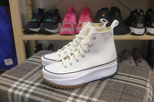 Converse Run Star Hike Hi - White/Black/Gum #166799C-Sneakers-Navy Selected Shop