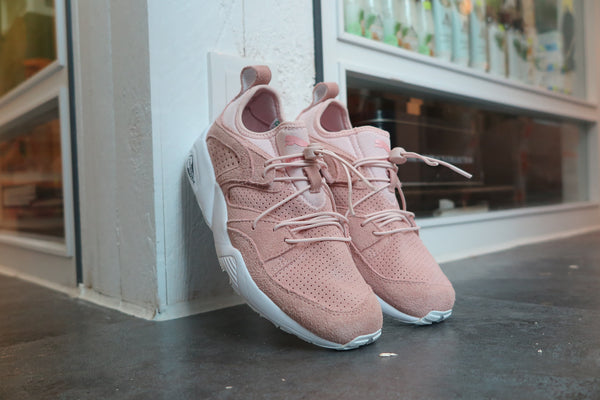 Puma WMNS Blaze of Glory Soft in Pink Dogwood/White #360412-04-Sneakers-Navy Selected Shop