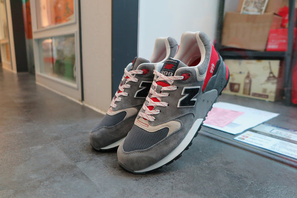 New Balance ML999CRA-Sneakers-Navy Selected Shop