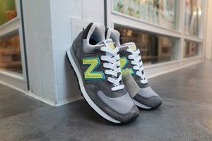 New Balance US574CY Made in USA-Sneakers-Navy Selected Shop