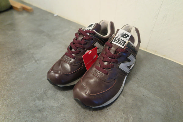 New Balance M576CD Made in USA-Sneakers-Navy Selected Shop