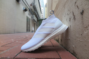 adidas Ace 16+ Ultra Boost - Footwear White/Footwear White #AC7750-Preorder Item-Navy Selected Shop