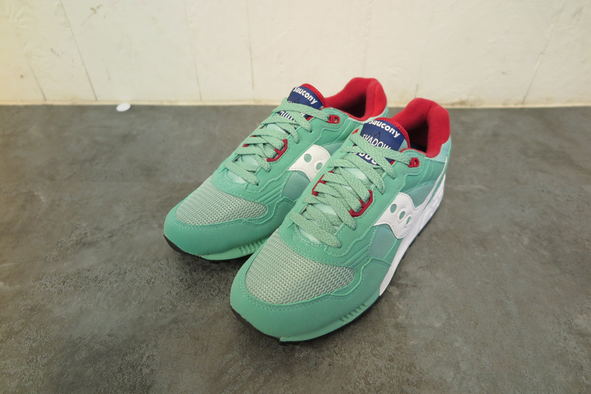 "Saucony Shadow 5000 ""Cavity Pack"" in Minty Fresh #S70033-65-Sneakers-Navy Selected Shop"