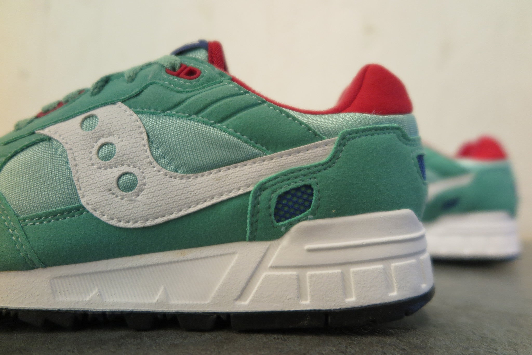 "Saucony Shadow 5000 ""Cavity Pack"" - Minty Fresh #S70033-65-Sneakers-Navy Selected Shop"