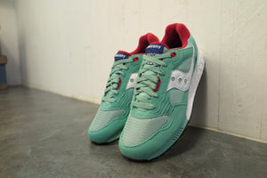 "Saucony WMNS Shadow 5000 ""Cavity Pack"" - Minty Fresh #S60033-65-Sneakers-Navy Selected Shop"
