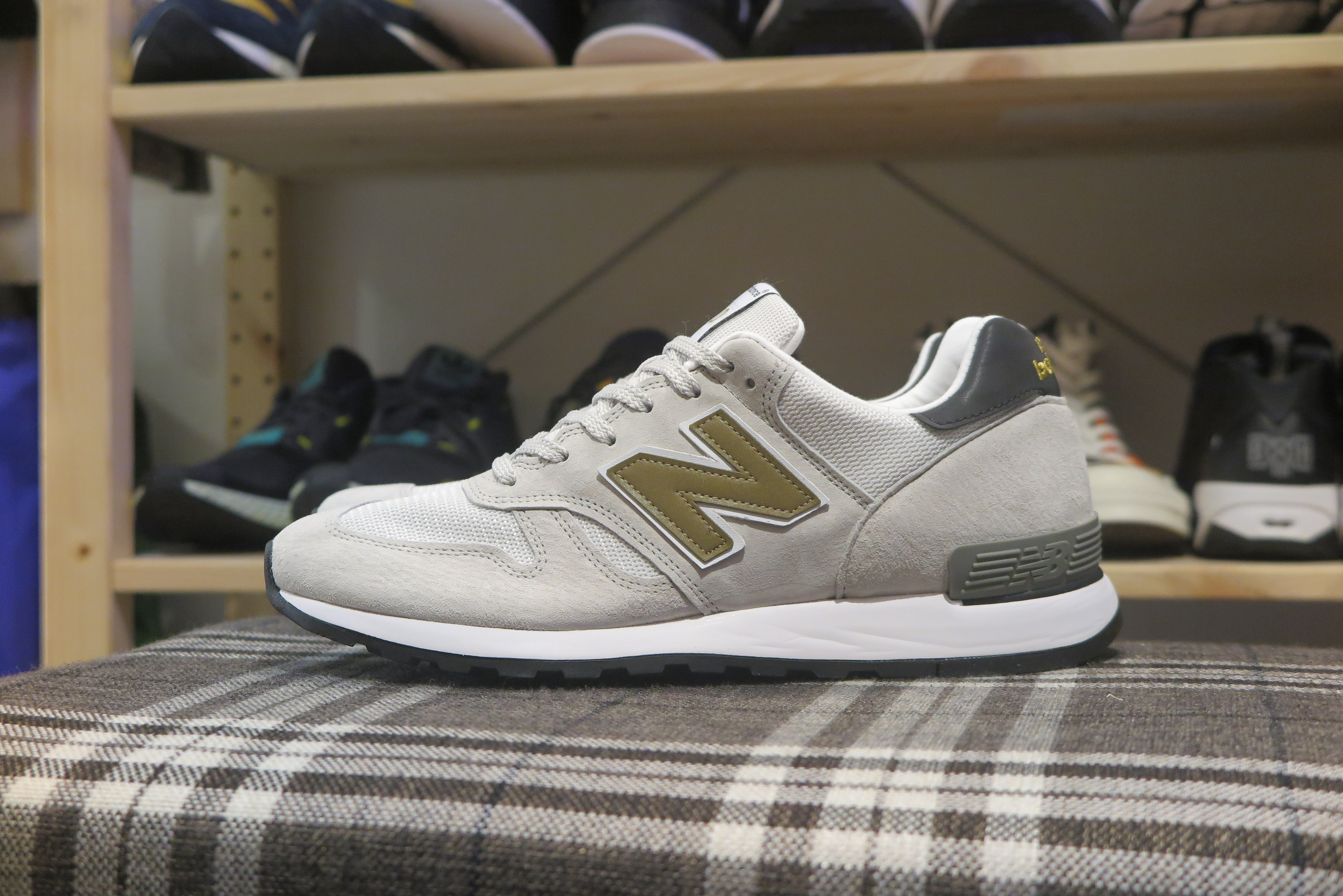 New Balance M670OWG Made in England-Preorder Item-Navy Selected Shop