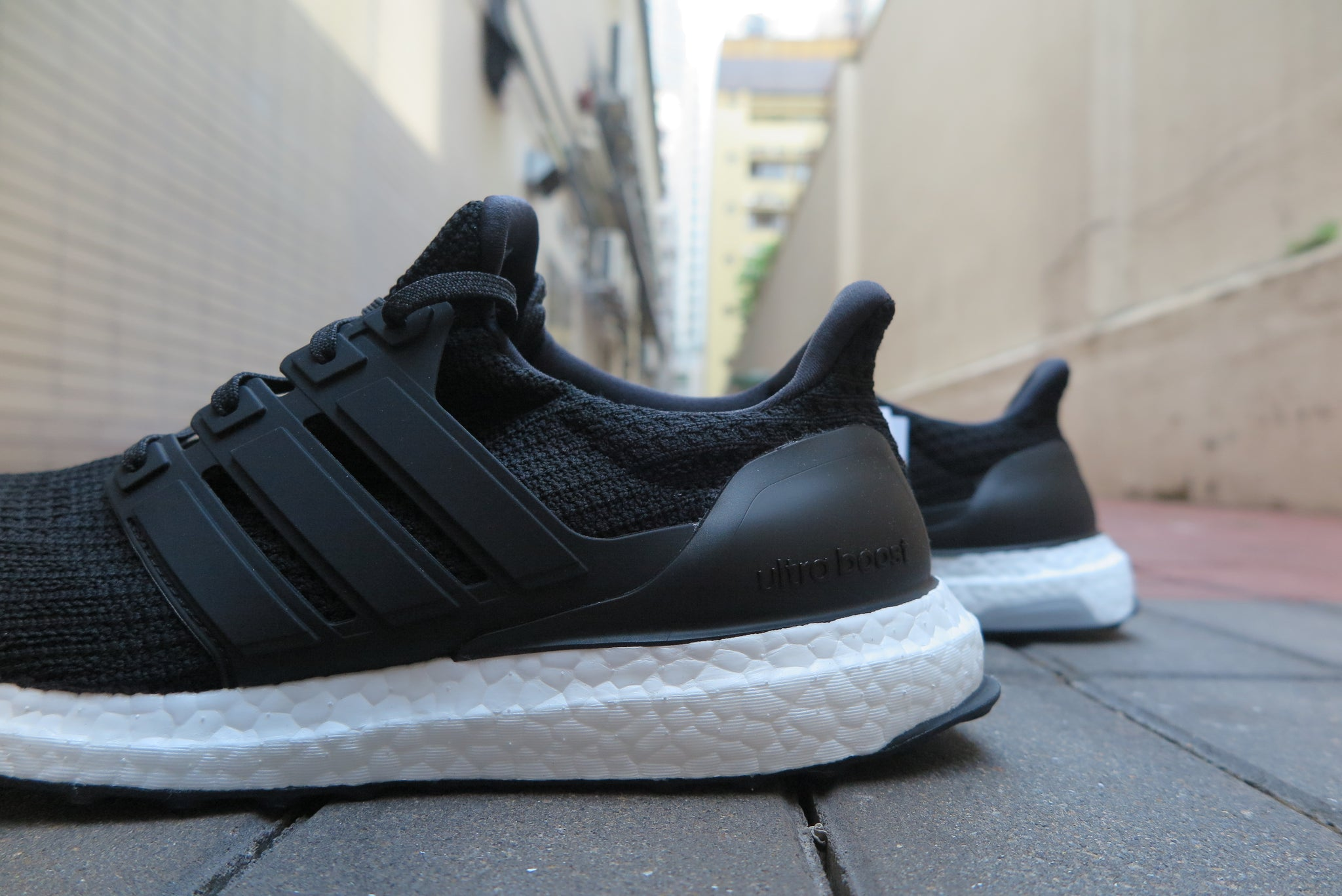 adidas Ultra Boost 4.0 - Core Black/Core Black #BB6166-Preorder Item-Navy Selected Shop