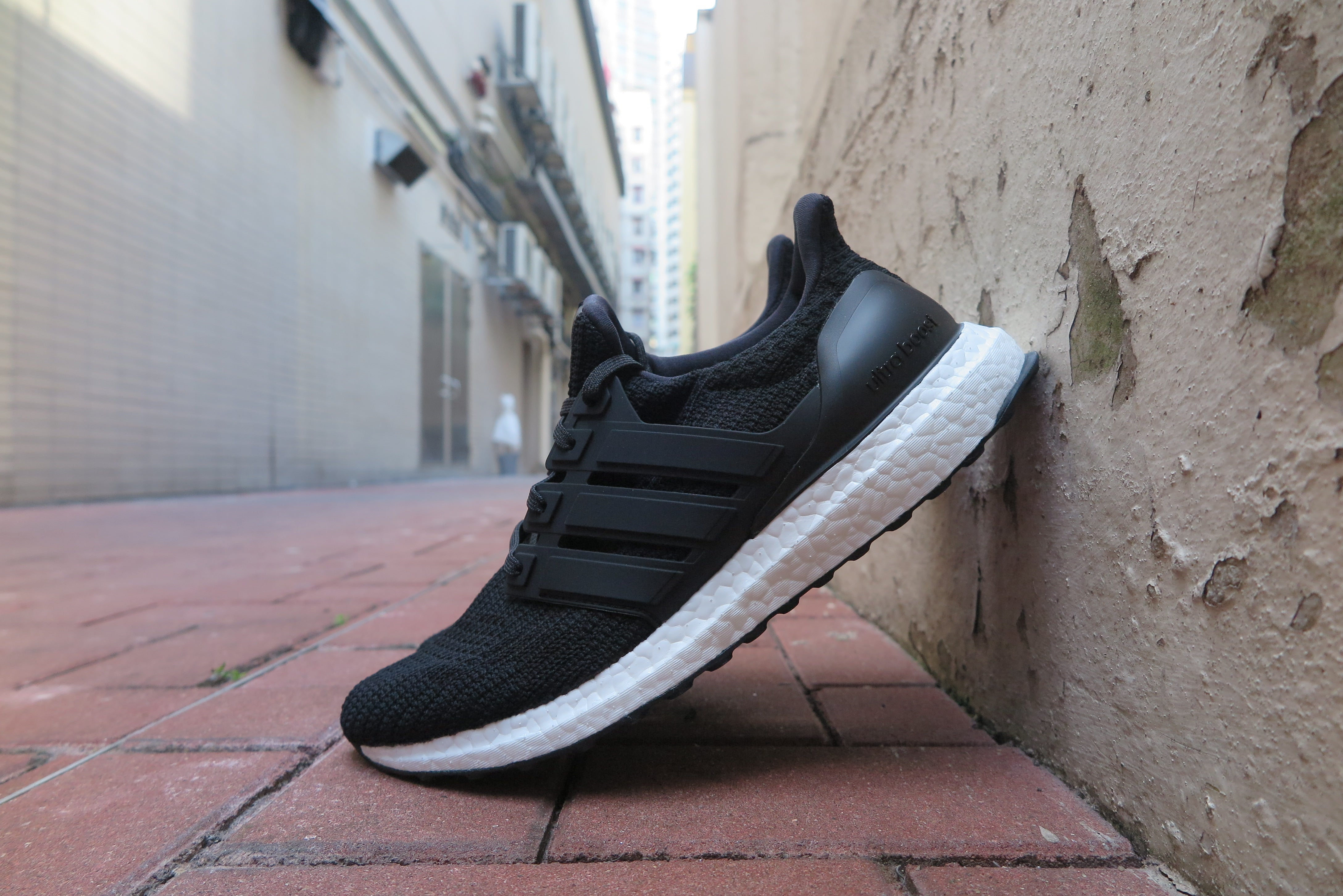 adidas WMNS Ultra Boost 4.0 - Core Black/Footwear White #BB6149-Preorder Item-Navy Selected Shop