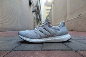 adidas Ultra Boost 4.0 - Grey Two/Core Black #BB6167-Sneakers-Navy Selected Shop