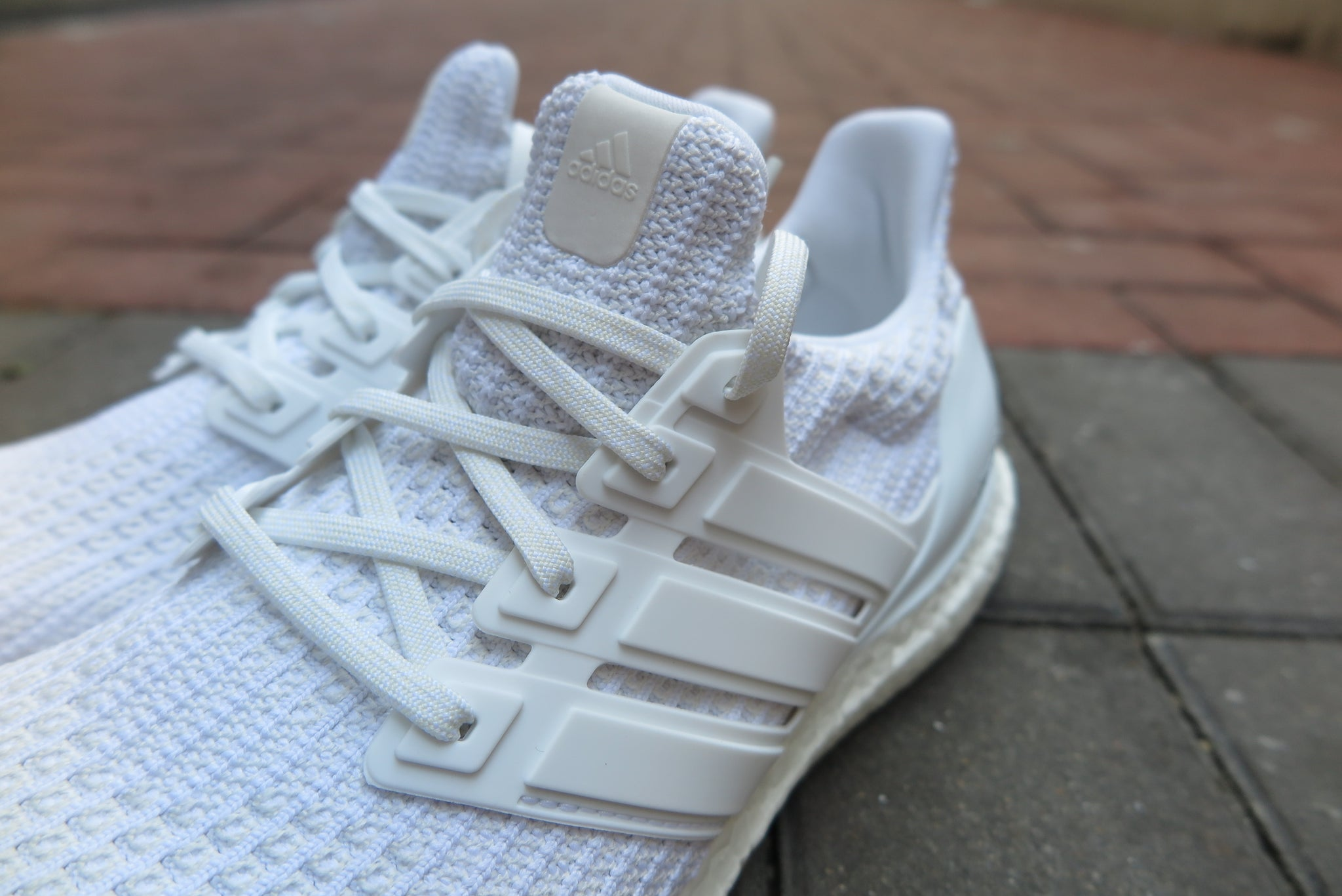 adidas Ultra Boost 4.0 - Footwear White/Footwear White #BB6168-Preorder Item-Navy Selected Shop