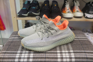 adidas Yeezy Boost 350 V2 - Desert Sage #FX9035-Sneakers-Navy Selected Shop