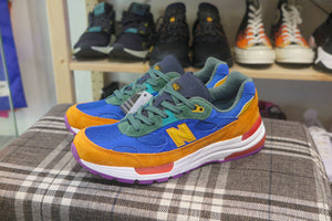 New Balance M992MC Made in USA-Sneakers-Navy Selected Shop