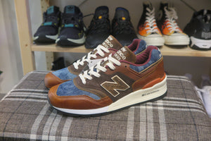 New Balance M997SOC Made in USA-Preorder Item-Navy Selected Shop