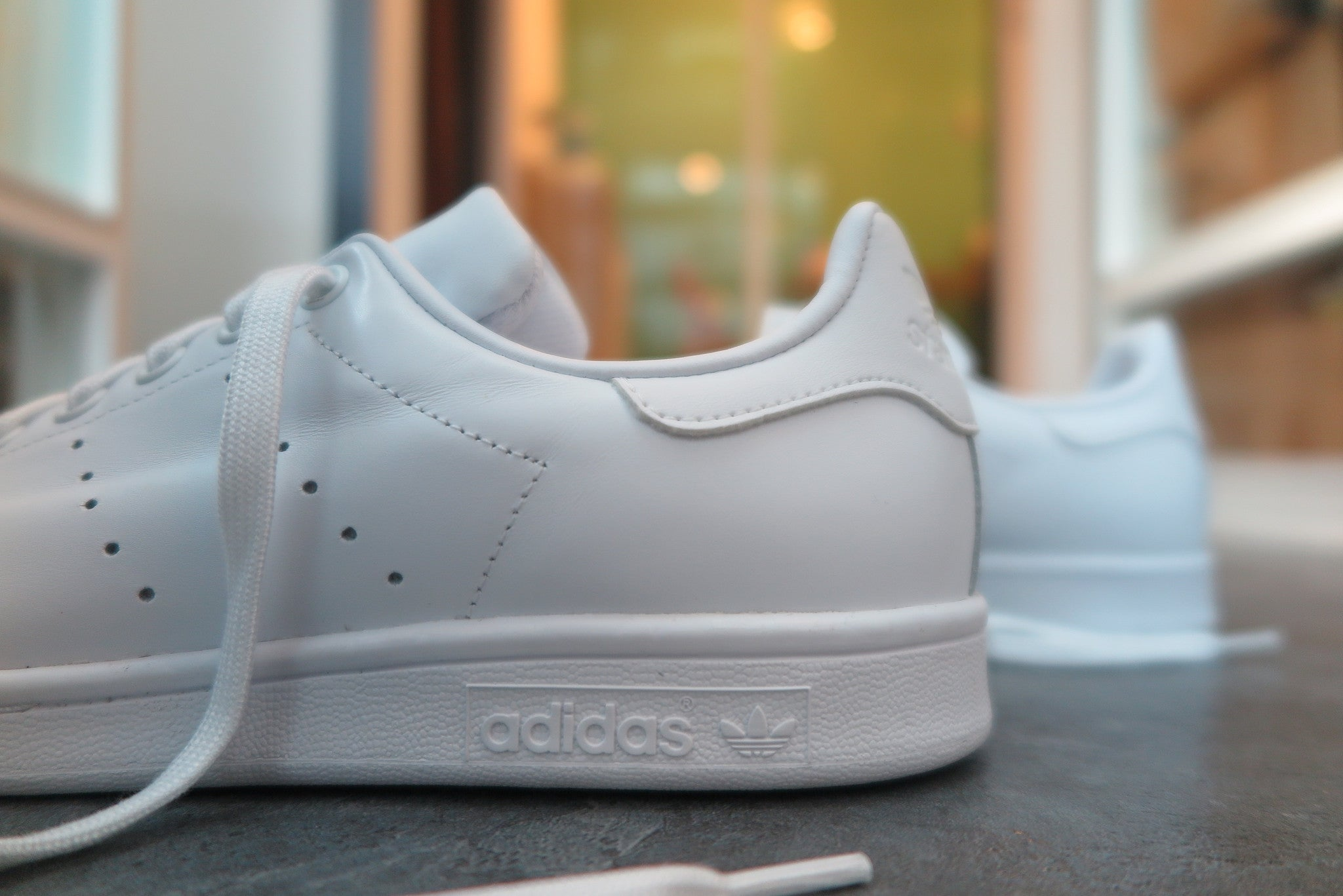 adidas Stan Smith - Footwear White #S75104-Preorder Item-Navy Selected Shop