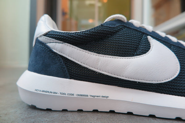 Fragment Design X Nike Roshe LD-1000 SP - Obsidian/White #717121-401-Sneakers-Navy Selected Shop