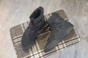 Nike Air Fear of God 1 - Black #AR4237-005-Sneakers-Navy Selected Shop