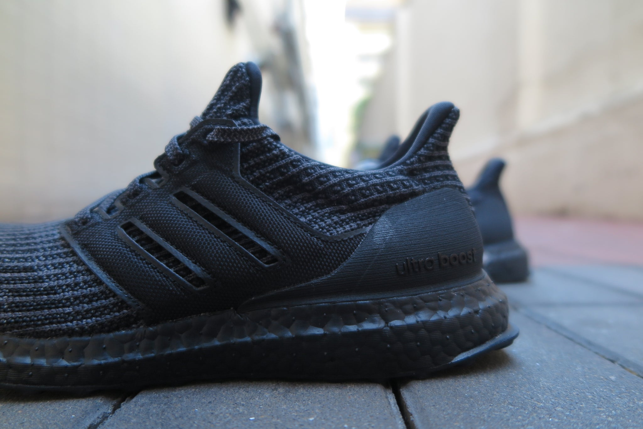"adidas Ultra Boost 4.0 ""Triple Black"" - Core Black #BB6171-Sneakers-Navy Selected Shop"