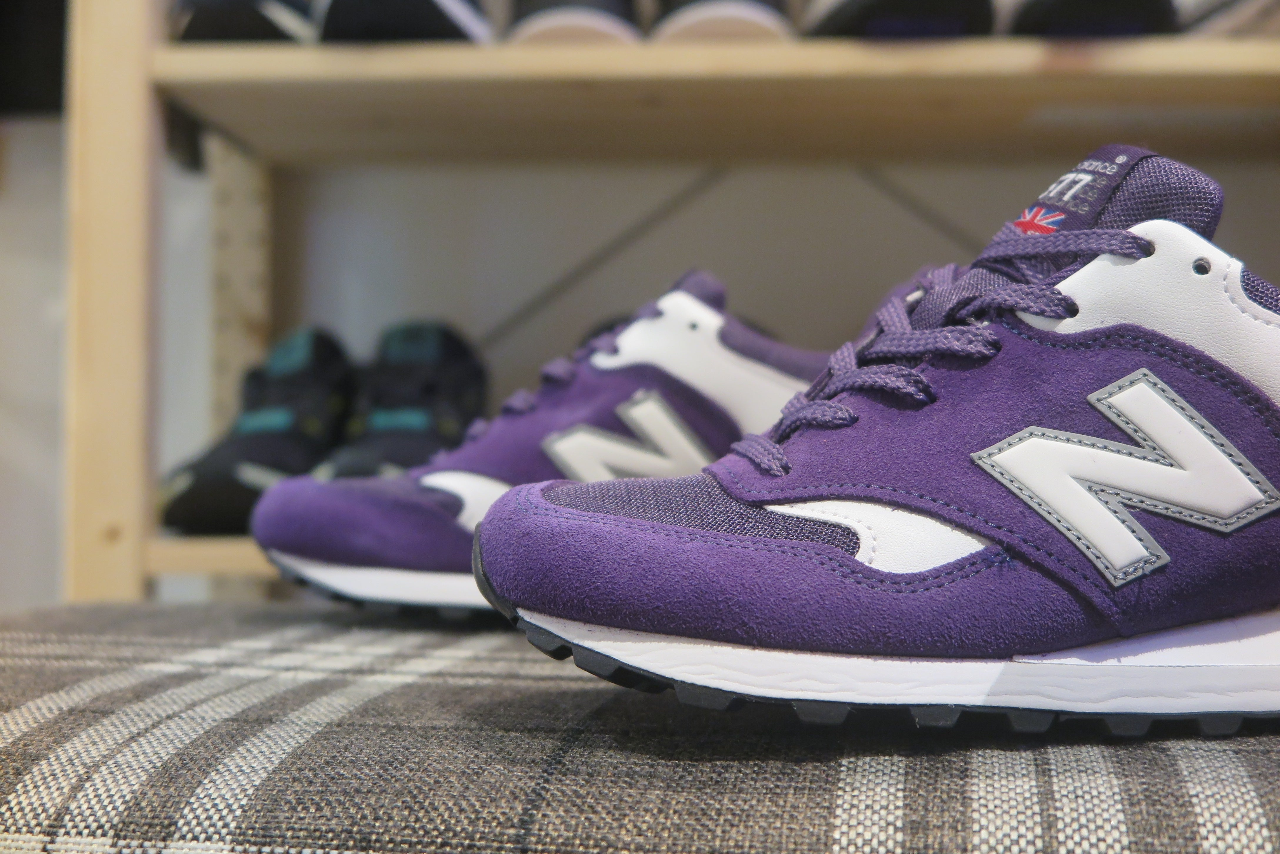 New Balance M577SFP Made in England-Preorder Item-Navy Selected Shop