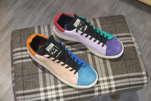 adidas Stan Smith Recon - Vapour Pink/Tactile Steel/Lush Blue #EF4974-Preorder Item-Navy Selected Shop