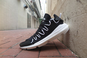 Y-3 Kusari - Core Black/Core White #DB2079-Preorder Item-Navy Selected Shop