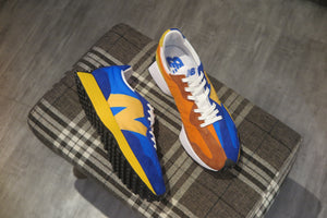 New Balance MS327LAA-Sneakers-Navy Selected Shop