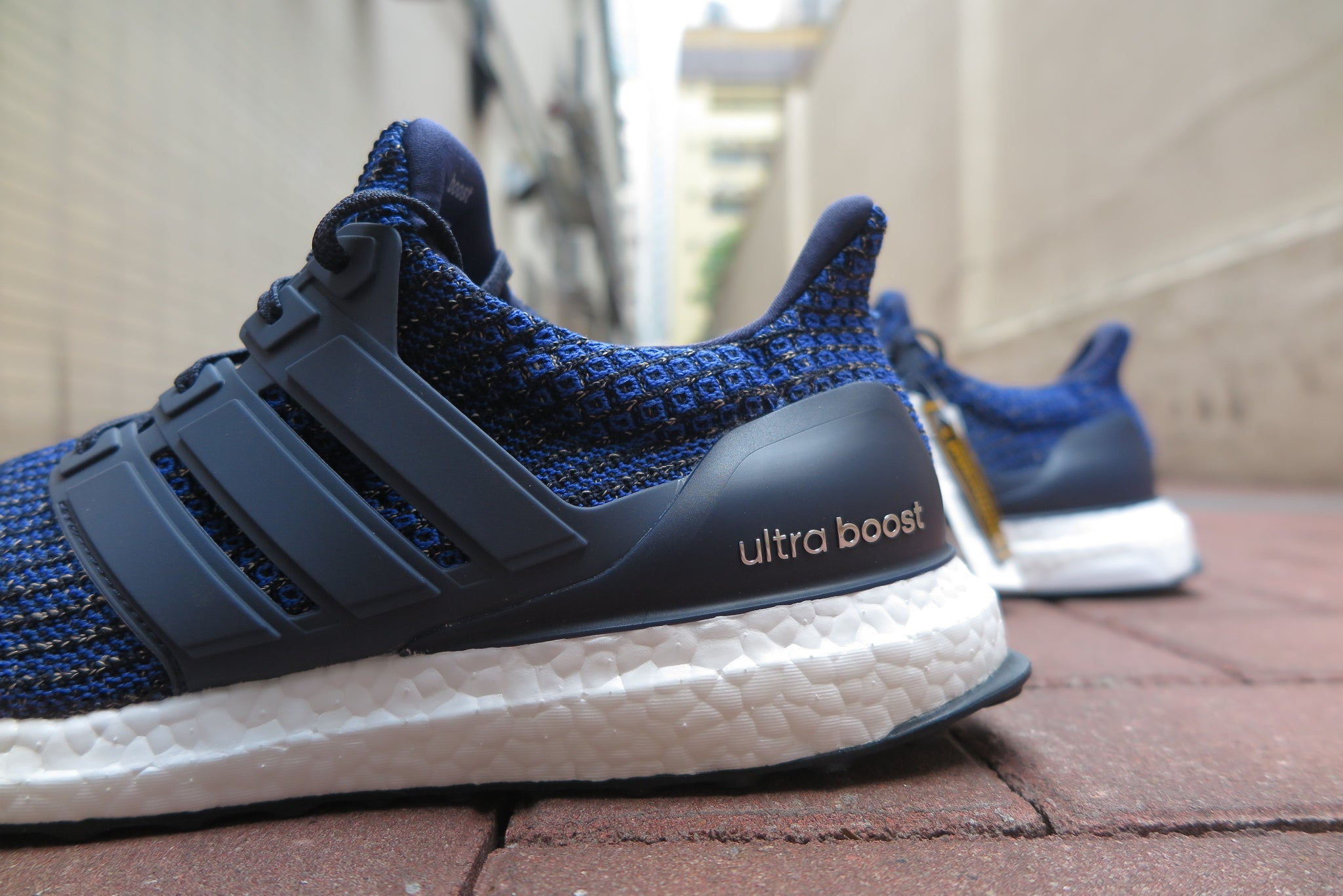 adidas Ultra Boost 4.0 - Carbon/Legend Ink/Core Black #CP9250-Preorder Item-Navy Selected Shop