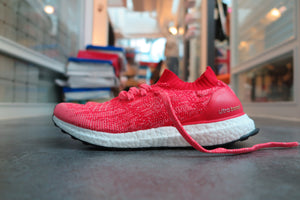 adidas WMNS Ultra Boost Uncaged - Ray Red/Shock Red/Ray Pink #BB3903-Preorder Item-Navy Selected Shop