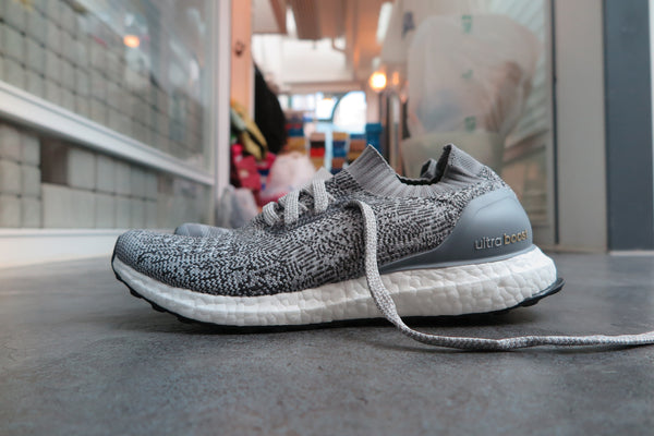 adidas Ultra Boost Uncaged - Grey/Clear Grey/Charcoal Solid Grey #BB3898-Sneakers-Navy Selected Shop