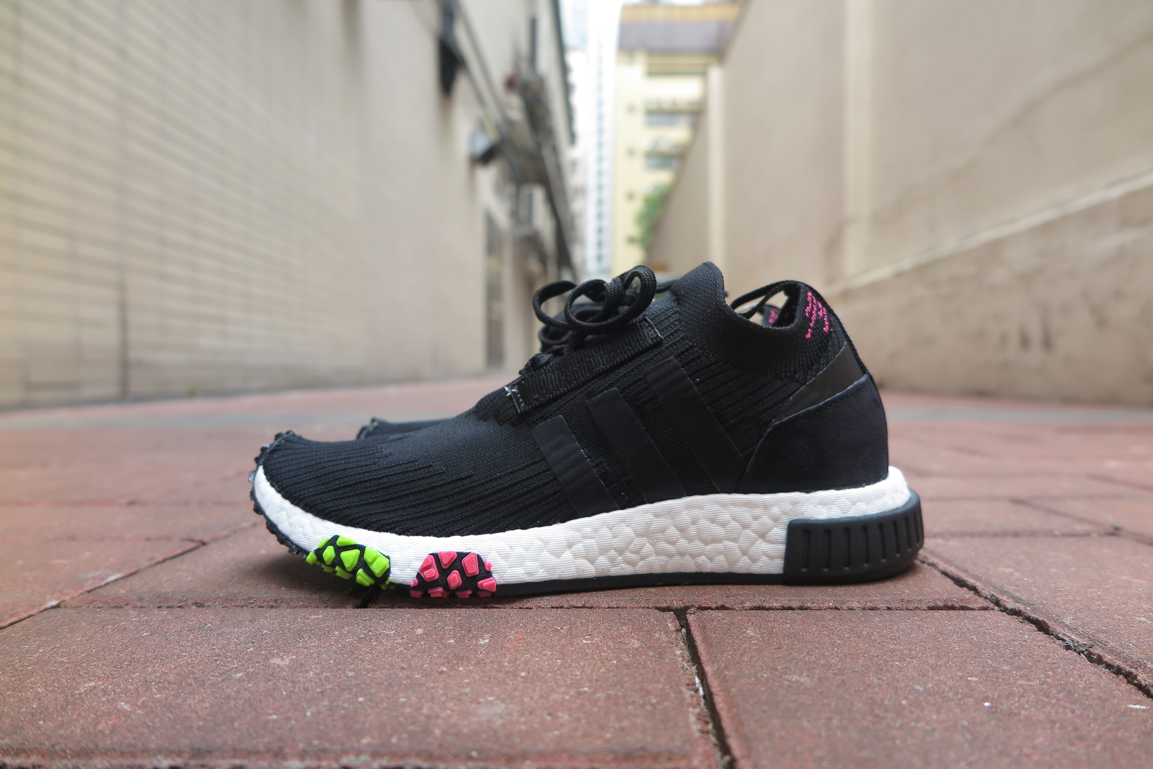 "adidas NMD Racer Primeknit OG ""Urban Racing Pack"" - Core Black/Solar Pink #CQ2441-Preorder Item-Navy Selected Shop"