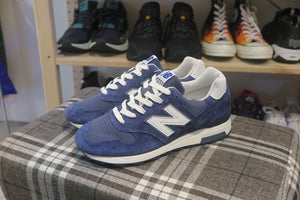 New Balance M1400CSE Made in USA-Sneakers-Navy Selected Shop