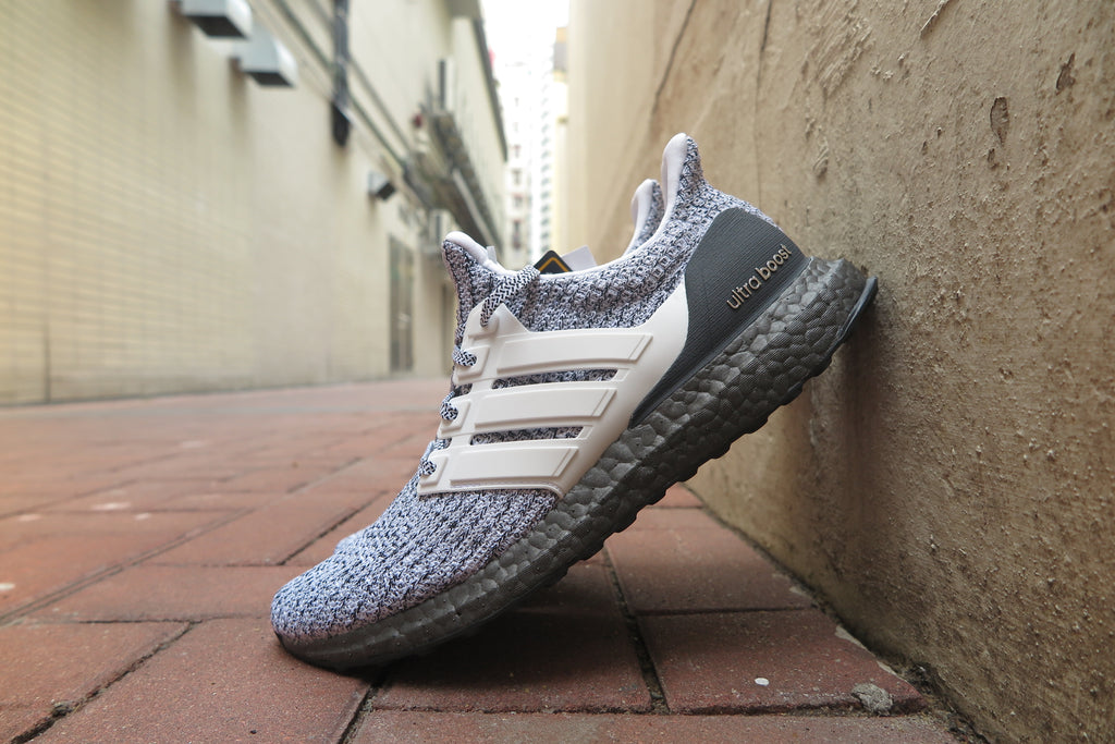 "adidas Ultra Boost 4.0 ""Oreo"" - Footwear White/Grey Two #BB6180-Sneakers-Navy Selected Shop"