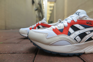 Asics Gel Lyte V - White/White #H831Y-0101-Preorder Item-Navy Selected Shop