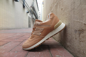 Horween Leather X New Balance W576VT Made in England-Preorder Item-Navy Selected Shop