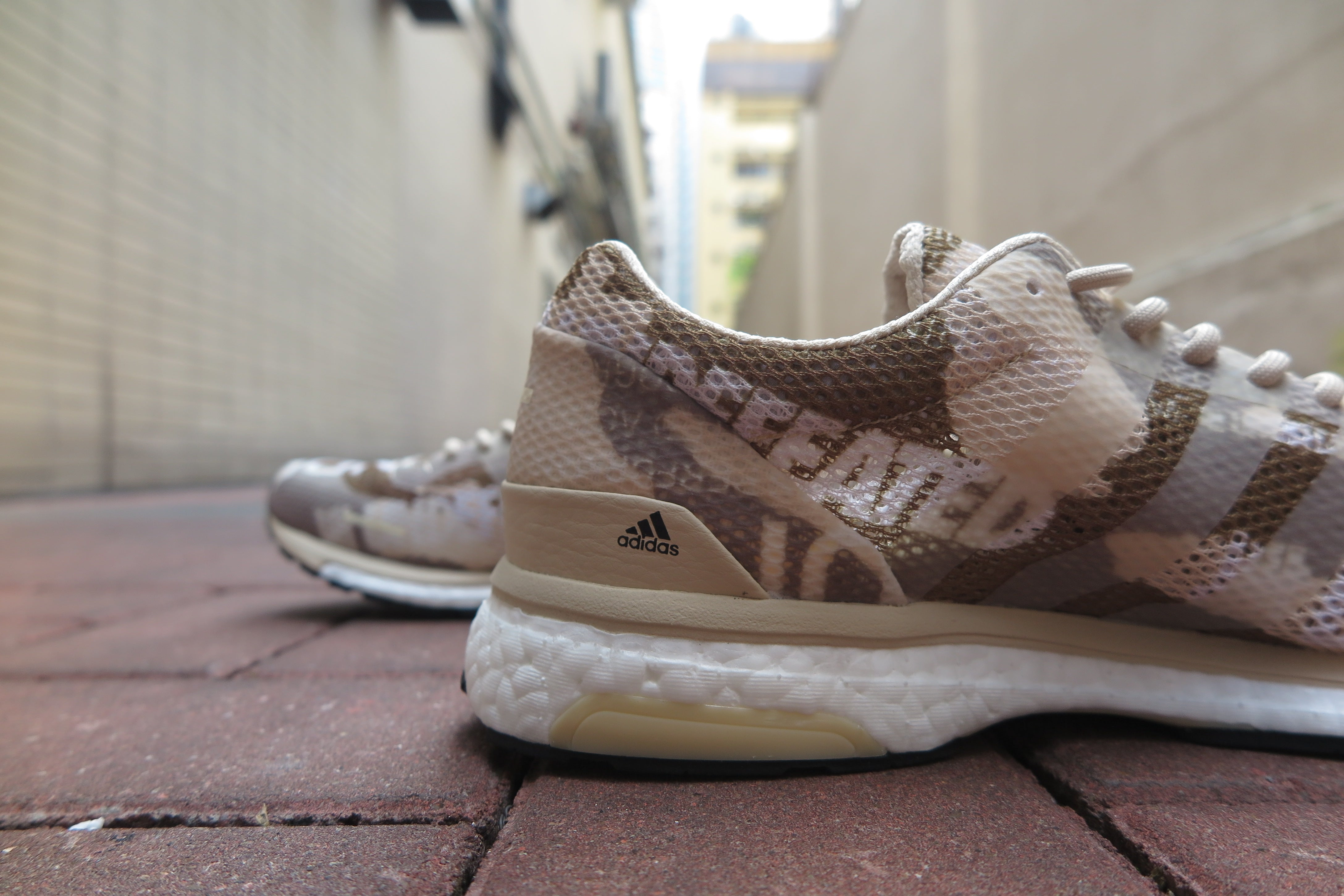 UNDEFEATED X adidas Adizero Adios - Desert Camo #B27771-Preorder Item-Navy Selected Shop