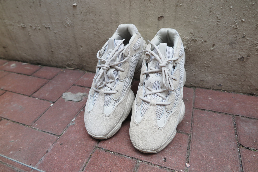 "adidas Yeezy 500 ""Desert Rat"" - Blush #DB2908-Sneakers-Navy Selected Shop"