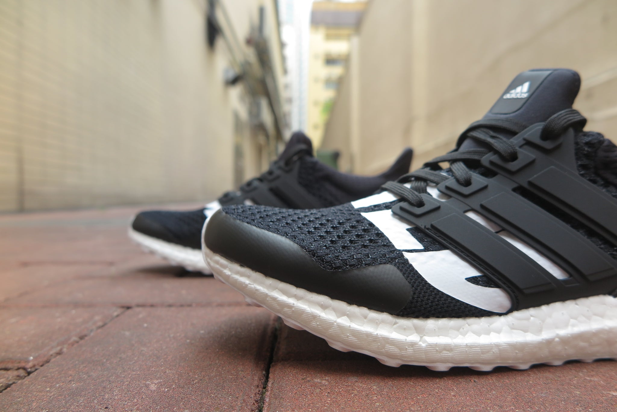 UNDEFEATED X adidas Ultra Boost - Core Black/Footwear White #B22480-Sneakers-Navy Selected Shop