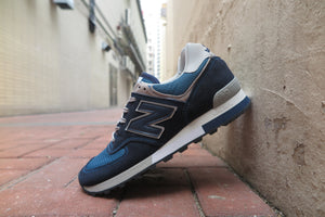 "New Balance OM576OGN ""30th Anniversary"" Made in England-Preorder Item-Navy Selected Shop"