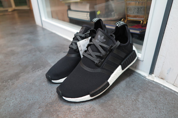 "adidas NMD_R1 ""Reflective"" - Core Black/Footwear White #S31505-Sneakers-Navy Selected Shop"