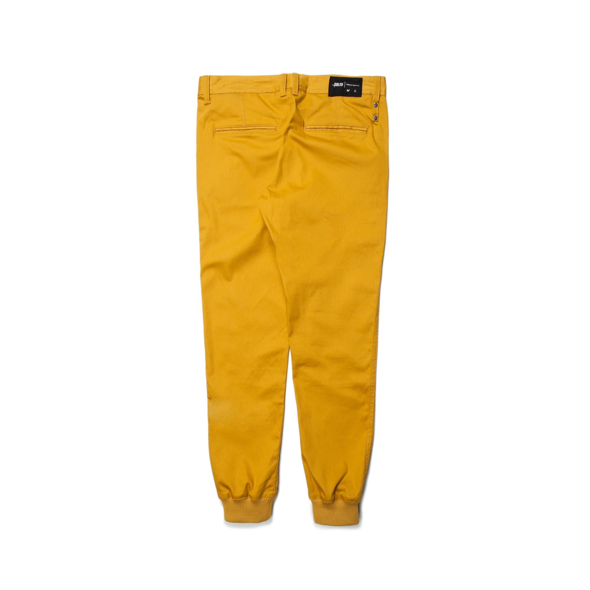 Publish Legacy Jogger Pants - Mustard-Apparels-Navy Selected Shop