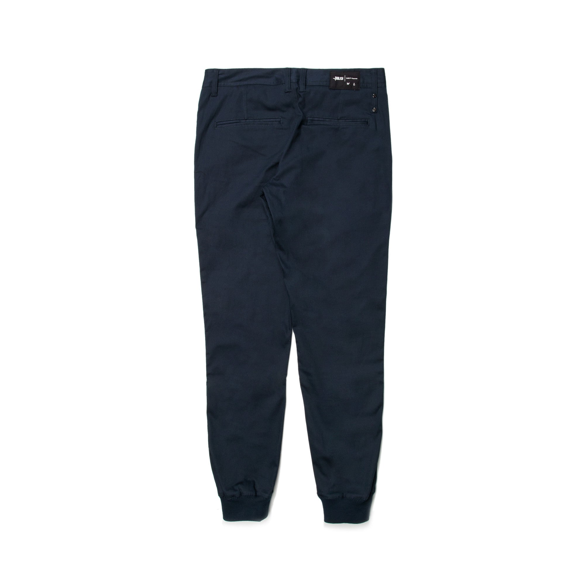 Publish Legacy Jogger Pants - Navy-Pants 褲款-Navy Selected Shop