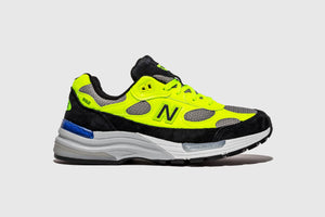 New Balance M992AF Made in USA-Preorder Item-Navy Selected Shop