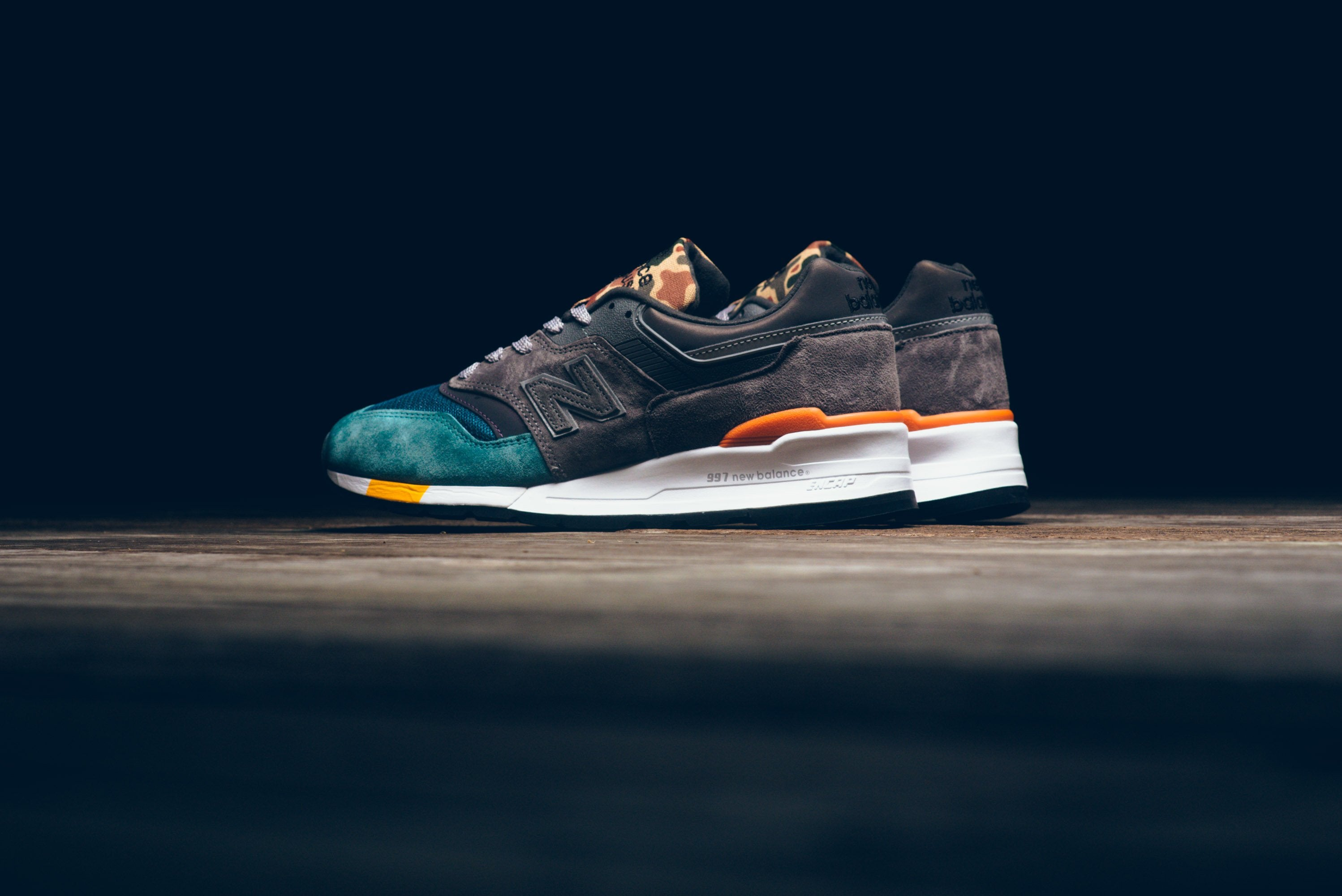 New Balance M997NM Made in USA-Preorder Item-Navy Selected Shop
