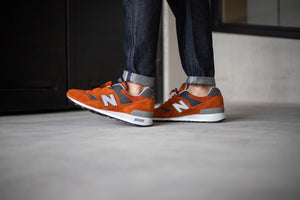 New Balance M577ORG Made in England-Preorder Item-Navy Selected Shop